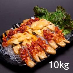 깐멍게(통영산) 10kg *무료배송*